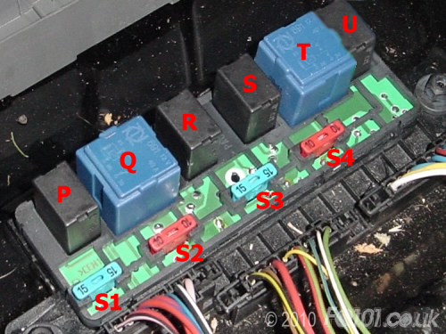 smart fortwo fuse box location smart fortwo 450 fuse box location engine electrical centre #11