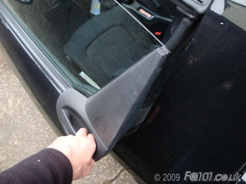 Locking The Car Without Key